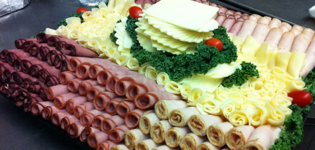 Luncheon Trays - Phoenixville Catering